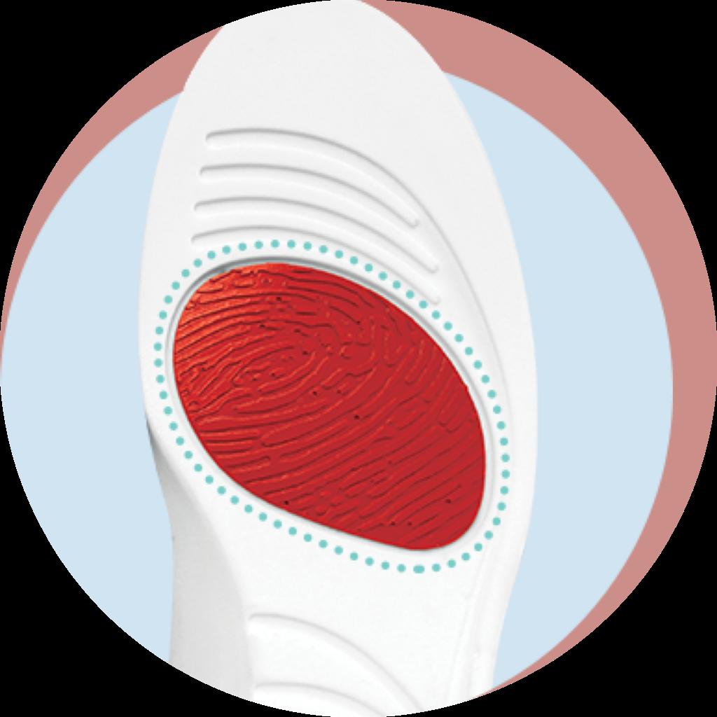 VoxxLife HPT Illustration for Socks For Neuropathy